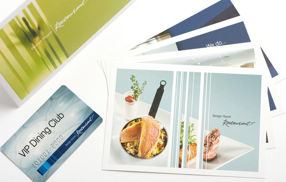 Design House Restaurant: Design by Intravenous