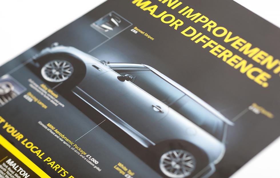 BMW Mini: Design by Intravenous