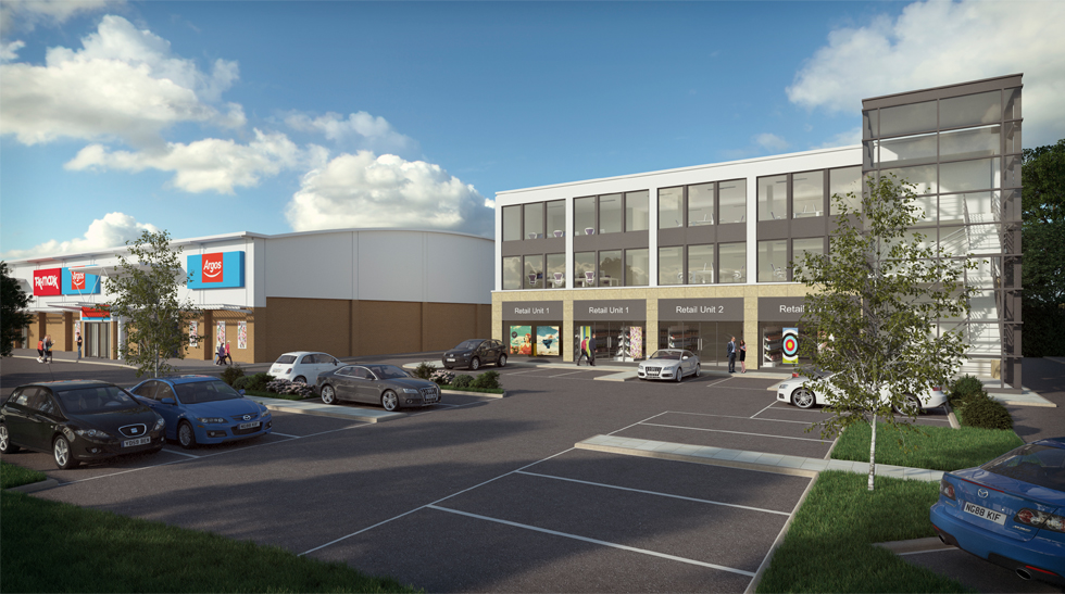 CGI for new Monks Cross development