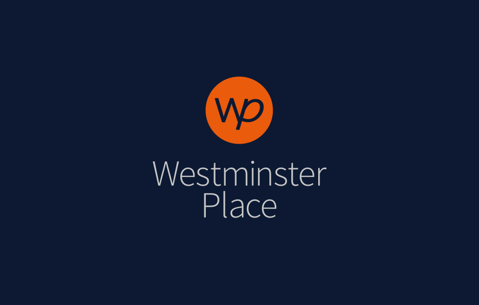 Westminster Place: Website by Intravenous