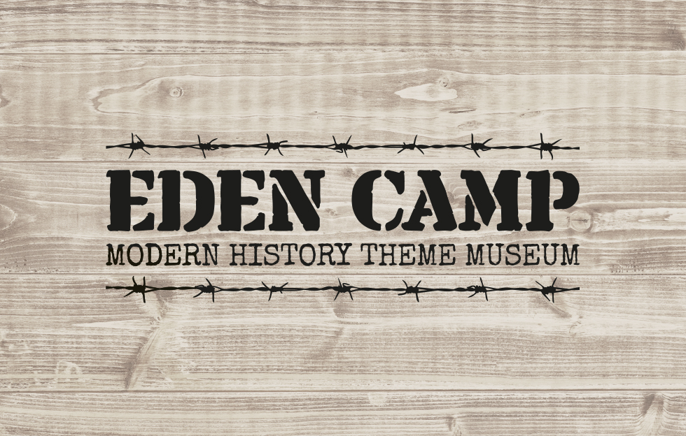 Eden Camp: Branding by Intravenous