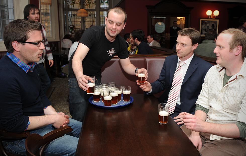 The Hop Studio: Beer Tasting