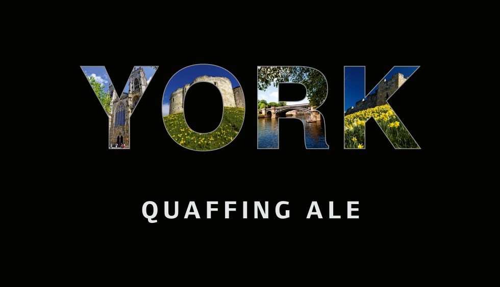 York 'Quaffing Ale' brings up the 20 for The Hop Studio Craft Brewery