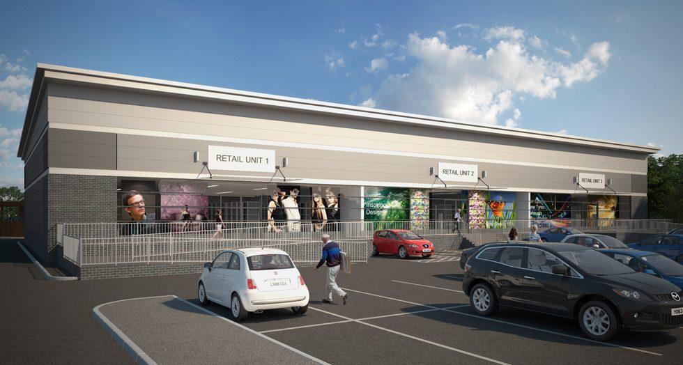 Retail park scheme gathers pace