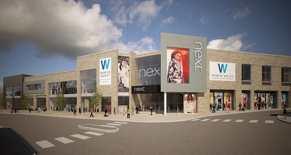 Worth Valley Shopping Centre secures major national retailers