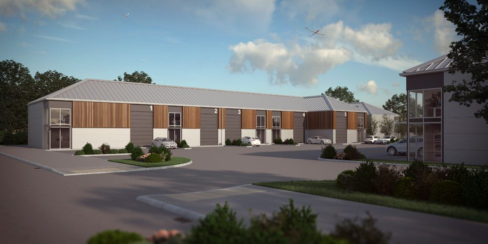 Plans submitted for next phase of BroadHelm Park