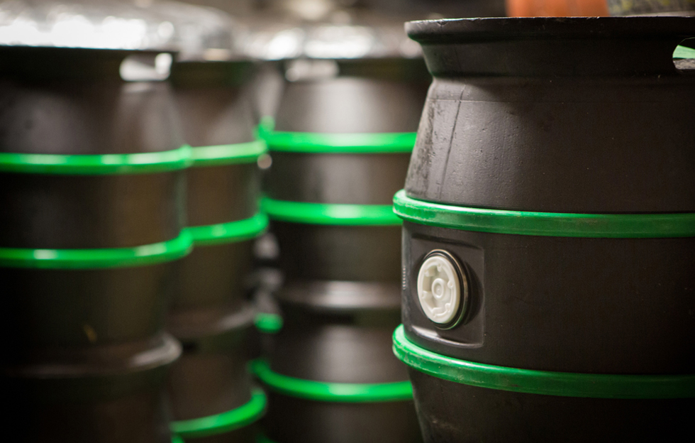 The Hop Studio: Kegs by Intravenous