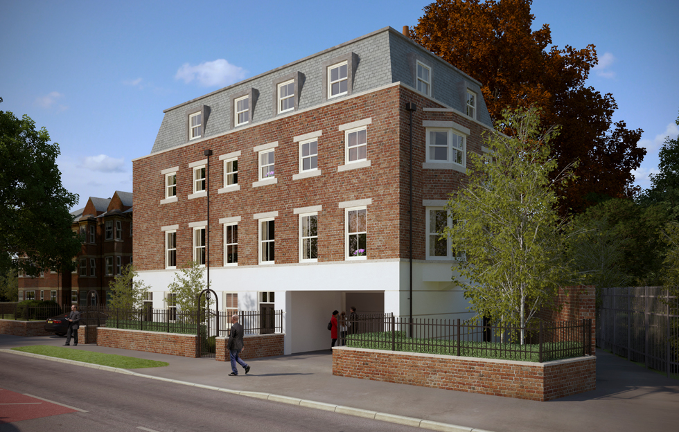 Bishopthorpe Rd: CGI by Intravenous