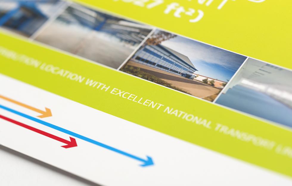 Capitol Park: Brochure by Intravenous