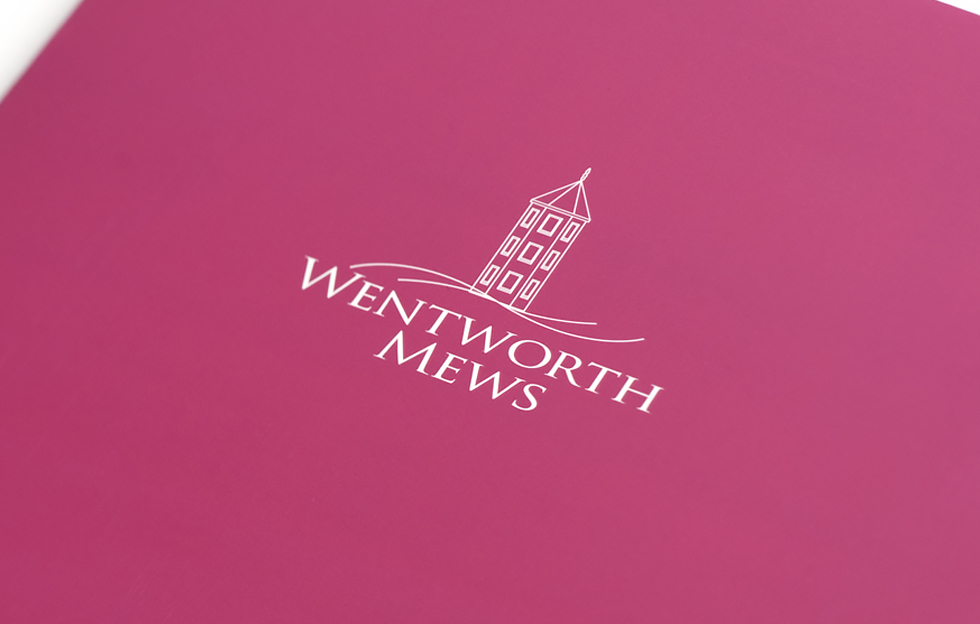 Wentworth Mews: Brochure by Intravenous